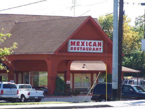 Cinco De Mayo Mexican Restaurant Hermitage Menu Prices Reviews Tripadvisor