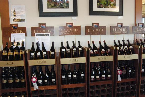 J. Lohr Vineyards and Wines: Wines at J Lohr