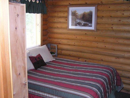 Ovenell's Heritage Inn: Bedroom in The Foreman