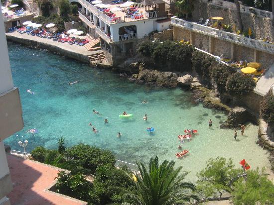 Illetes, España: cala