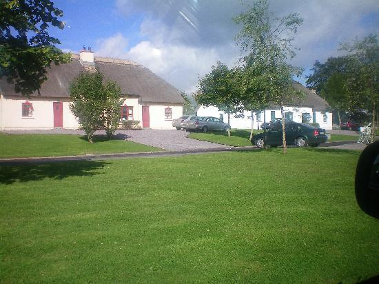Old Killarney Cottages: general view, old killarney