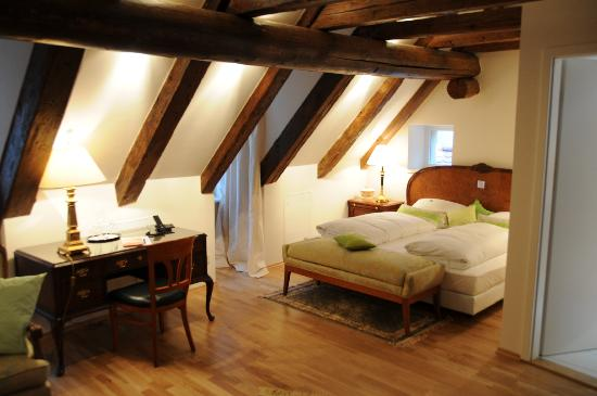 """Bohemian Hotel: Das """"Himmelszimmer"""""""