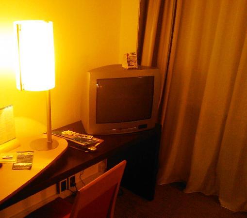 Novotel Luxembourg Kirchberg: Room