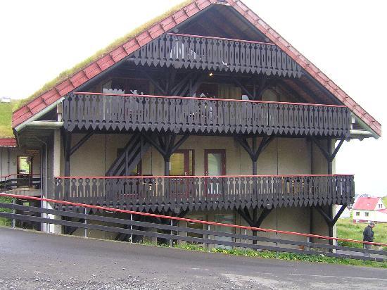 Gjogv, Faröer Eilanden: Guesthouse
