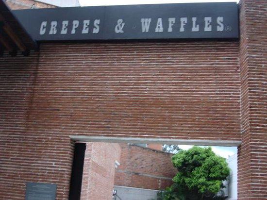 Crepes & Waffles : Crepes y Waffles