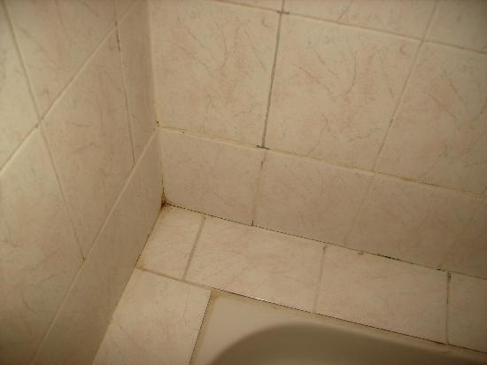 Hotel Belle Fontainebleau : salle de bain