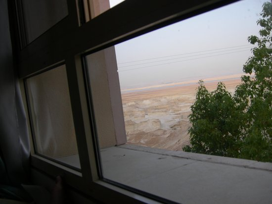 Massada Guest House: View from the window