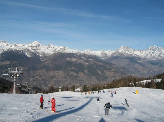 Pila Ski Resort : ゲレンデ