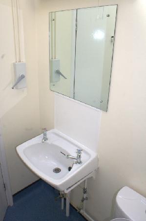 Ifor Evans Hall: Sink