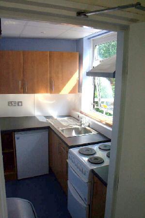Ifor Evans Hall: Kitchen