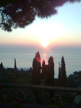 Bel Soggiorno: sunset