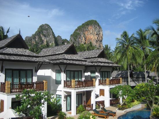 Railay Village Resort: tropical paradise
