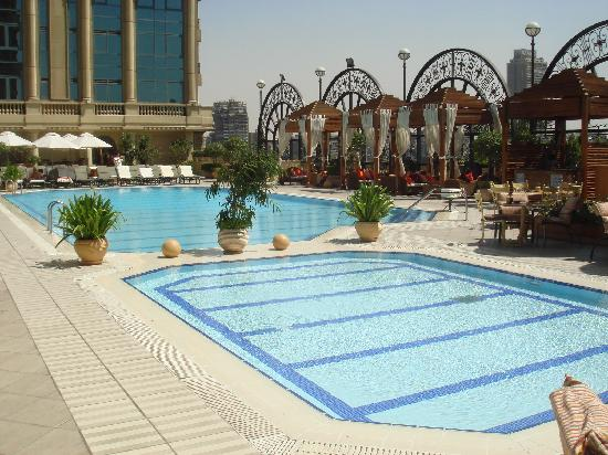 Four Seasons Hotel Cairo at the First Residence: Piscine