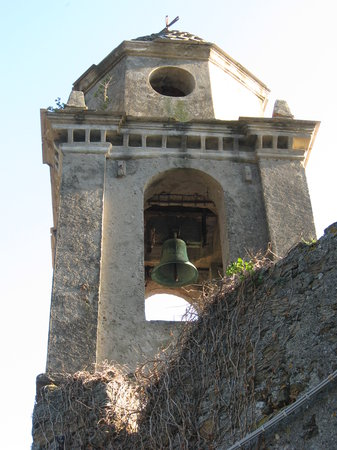 Vernazza, Italia: Bell tower