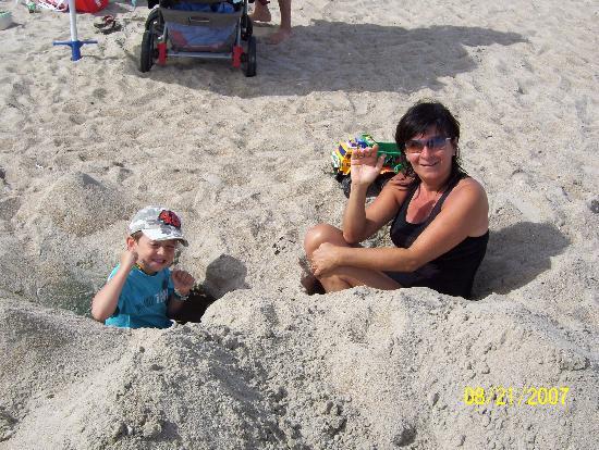 KebeK 3 Motel: que des belles journée a la plage