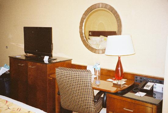 Pleasanton Marriott: Bedroom 3
