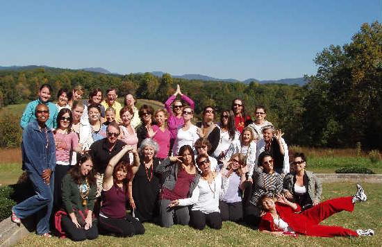 Dahlonega Spa Resort: Helen's Blissful  Yoga Weekend