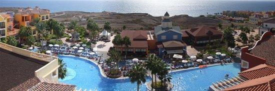Bahia Principe Tenerife: View from room 15420