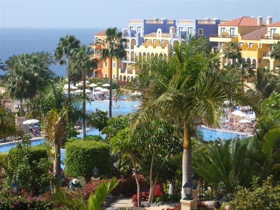 Bahia Principe Tenerife: Adeje gardens again
