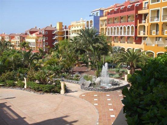 Bahia Principe Tenerife: Another view of Adeje gardens