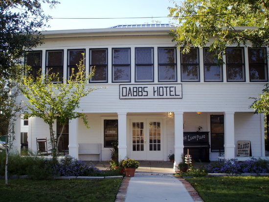 Photo of Dabbs Railroad Hotel Llano