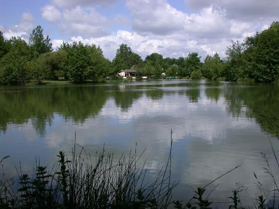 Twin Lakes: Top Lake
