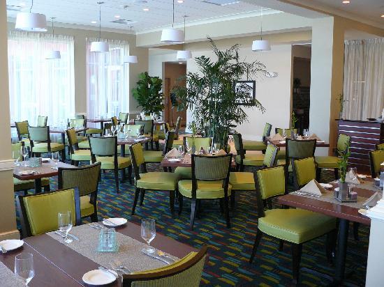 Hilton Garden Inn Tampa Airport Westshore: Dining Area