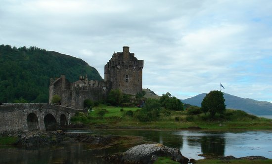 ‪‪Kyle of Lochalsh‬, UK: Eilean Donan Castle‬
