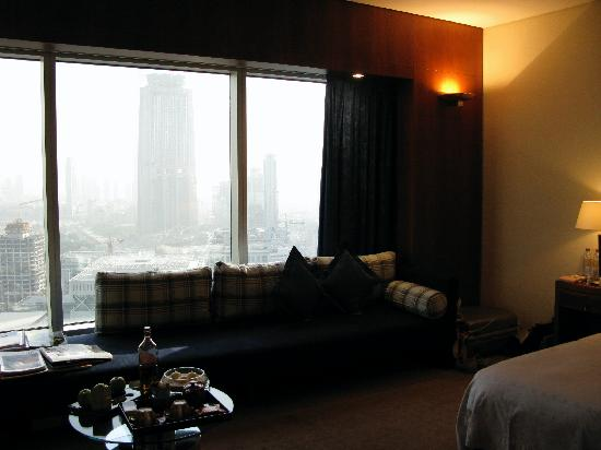 Jumeirah Emirates Towers: Couch