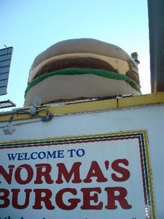 Norma's Burger Hut