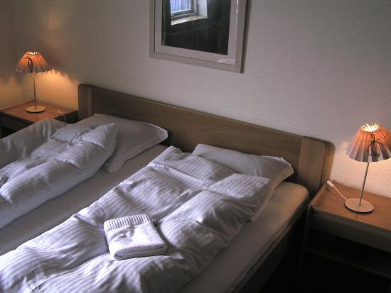 Klaksvik, Færøyene: Bedroom
