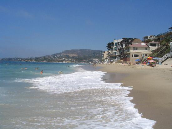 Laguna Beach: Best beach consistently