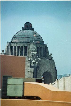Ramada Reforma Mexico City: View out the window