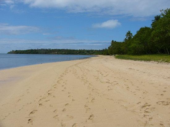 Royal Sunset Island Resort : the beach at the royal sunset