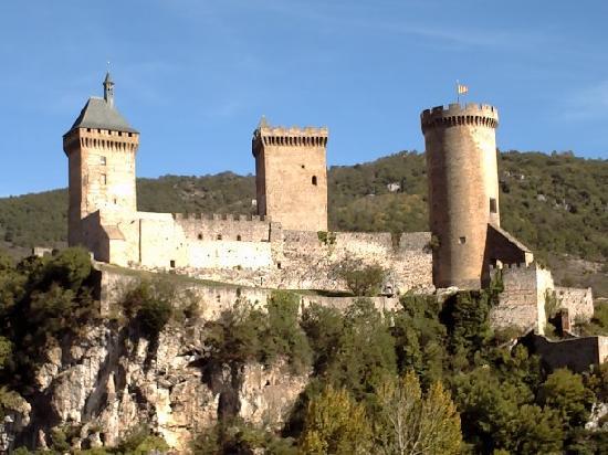 Ch U00e2teau De Foix - Picture Of Foix  Ariege