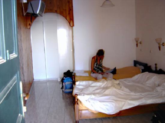 Porto Carra Hotel: the beds