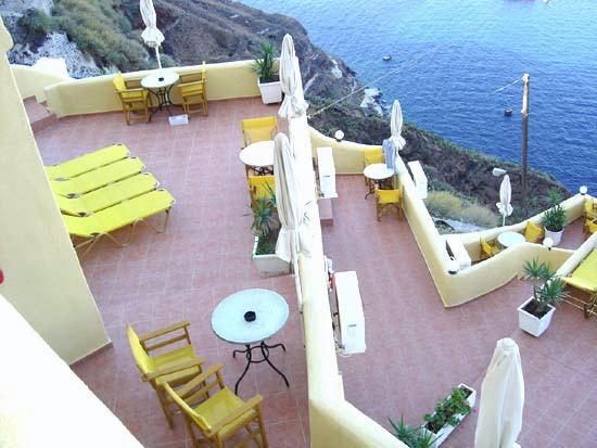 Porto Carra Hotel: room terrace