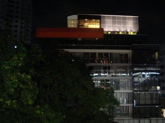 The Heritage Bangkok: View from BTS, CHONG NON SI