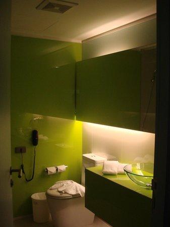 The Heritage Bangkok: Toilet