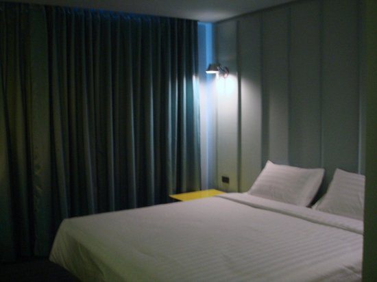 The Heritage Bangkok: The room I stayed