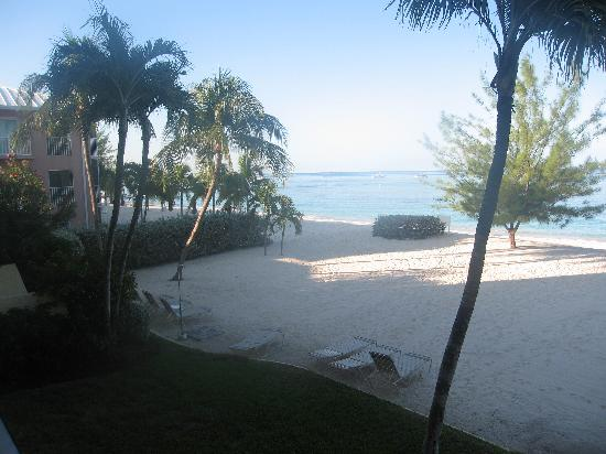 The Islands Club: View from the porch