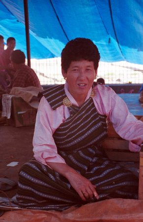 Thimphu - Sunday Market