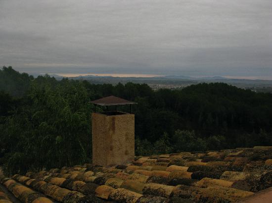 Mas Rovira: Vistas desde MasRovira