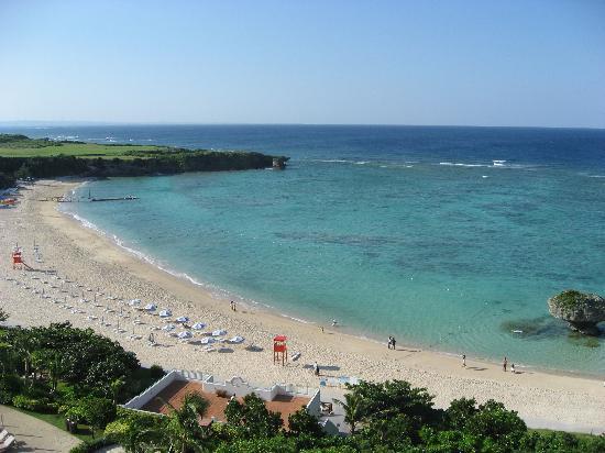 Hotel Nikko Alivila Yomitan Resort Okinawa: 部屋からの眺め