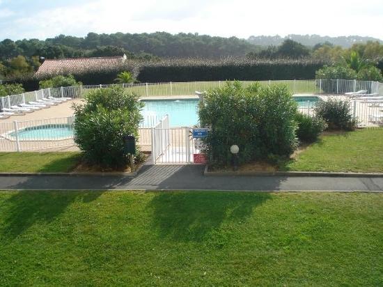 Residence Mer & Golf Ilbarritz : View