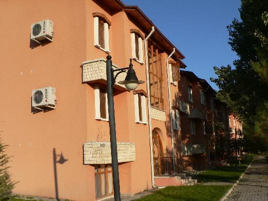 Sungurlu, ตุรกี: Ansicht des Hotels