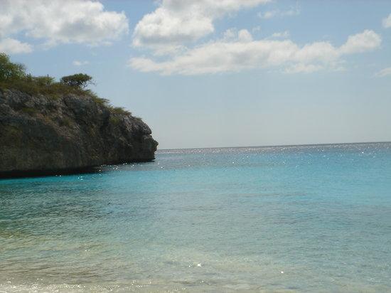 Curaçao: Grote knip