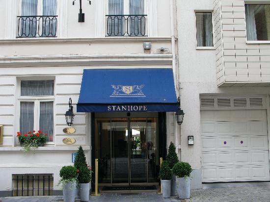 room picture of stanhope hotel brussels tripadvisor. Black Bedroom Furniture Sets. Home Design Ideas