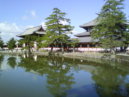 Nara, Japon : Todaiji Temple