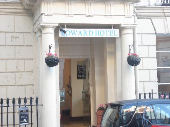 Hotel Edward Paddington: No entreis nunca a esta pension